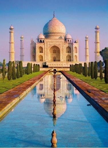 Clementoni Taj Mahal (1500 parça) Renkli